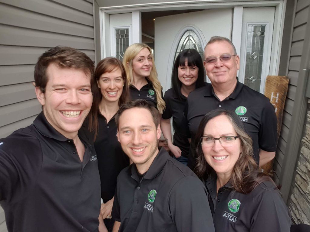 the a-team real estate agents in fort mcmurray ab