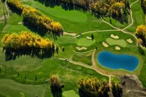 golfing fort mcmurray
